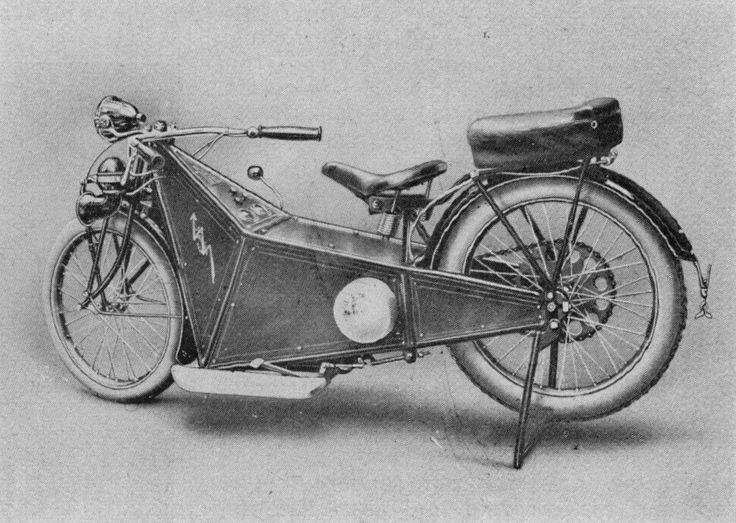"""Elektromobilität 1925,""""Rambola"""" München   vfv-motorrad-forum.de"""