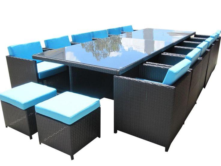16 seat dining set