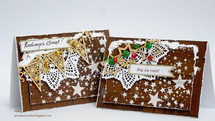 #Christmas #cardmaking #GaleriaPapieru