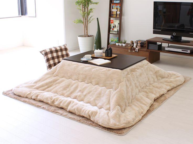 炬燵布団、コタツ布団、暖房、ふっくら、厚掛け、こたつ用品 ... まるで毛布のように暖かく、ふわふわの   り心地が嬉しい、フランネルのこたつ布団です。