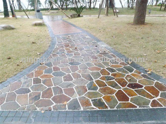 36 best images about suelos de exterior interior on - Suelos de piedra para exterior ...