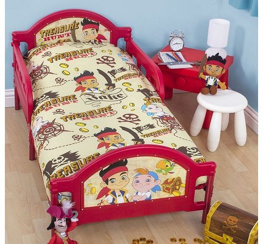 Character World Disney Jake and the Never Land Pirates Treasure Toddler Bed,Multi No description (Barcode EAN = 5055285336837). http://www.comparestoreprices.co.uk/childrens-beds/character-world-disney-jake-and-the-never-land-pirates-treasure-toddler-bed-multi.asp