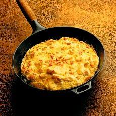 Delia's Omelette Arnold Bennett - for tonight's smoked haddock dinner