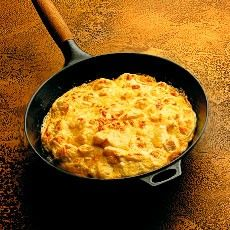 Delia Smith's Omelette Arnold Bennett looks amazing. A happy sugar breakfast I need to try...