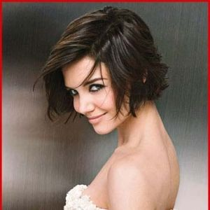 katie holmes short haircut photos | Simple Katie Holmes Short Hairstyles Photo.