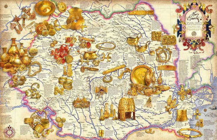 Apusenii sau Munţii de Aur, este regiunea cea mai bogată în aur din ţară  şi a doua după Rusia, din Europa. Se pare că aici s-a făcut pentru...