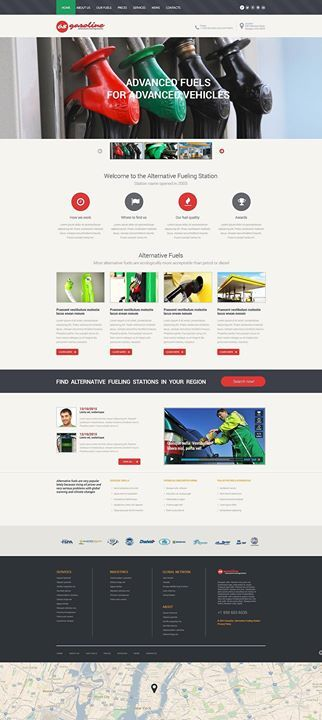 Who would use it?   Alternative Fuel Station Website Template CLICK HERE! live demo  http://cattemplate.com/template/?go=2kkbfCA