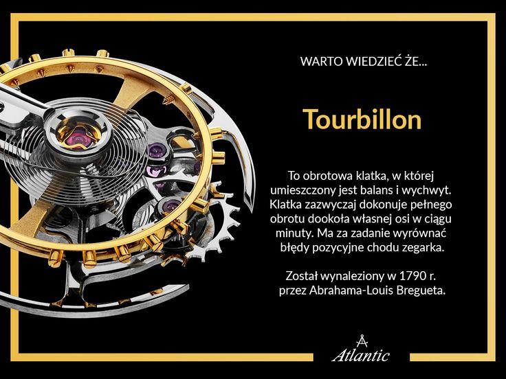 By dobrze poznać swój zegarek trzeba zajrzeć w jego wnętrze. Jednym z ważnych elementów jest Tourbillon.