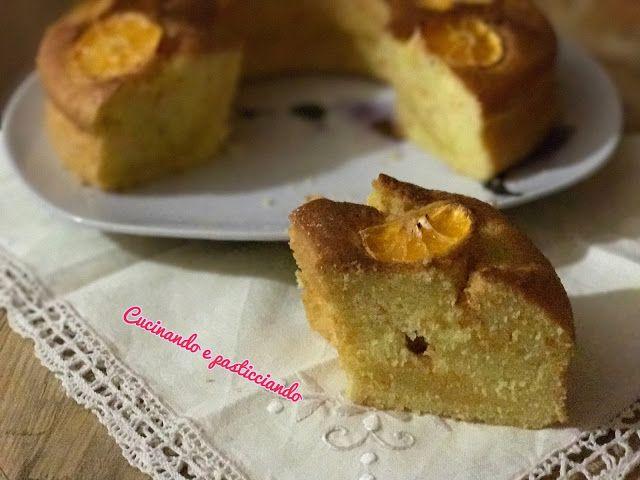 Cucinando e Pasticciando: Ciambellone Kefir e Mandarini
