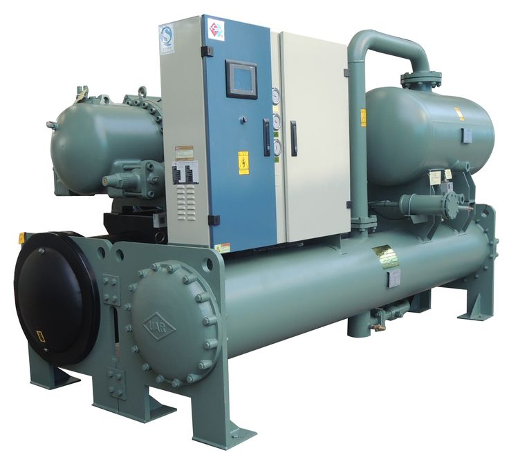 Remote Control Trane Water Cooled Centrifugal Chiller Refrigeration And Air Conditioning Heat Exchanger Electrical Diagram