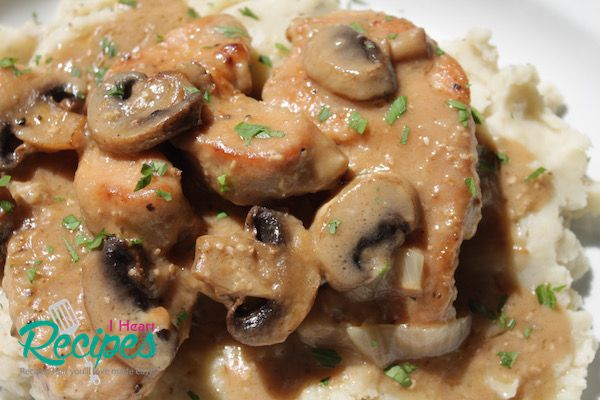 Fork tender turkey chops smothered in a creamy onion, garlic, and mushroom gravy! So many of you have been askingme to upload turkey chop recipes for ages now. It's not that I have been igno…