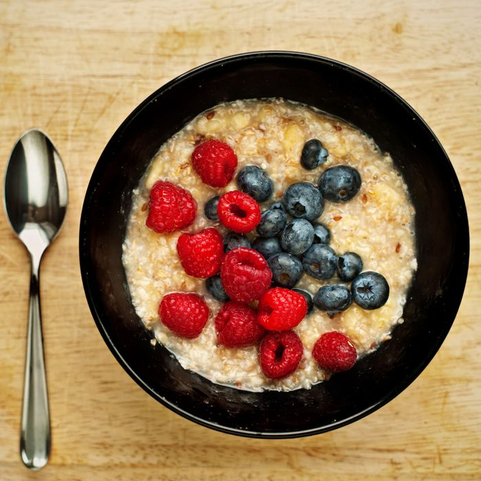 Full of fiber and iron, oatmeal is a GREAT breakfast. Make it more exciting with these add-ins, and tell us what YOU add to your oatmeal in the comments...