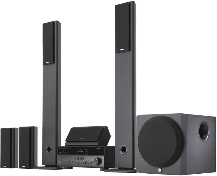 Yamaha Home Theater Surround Sound System on Home Theater Systems Best Buy