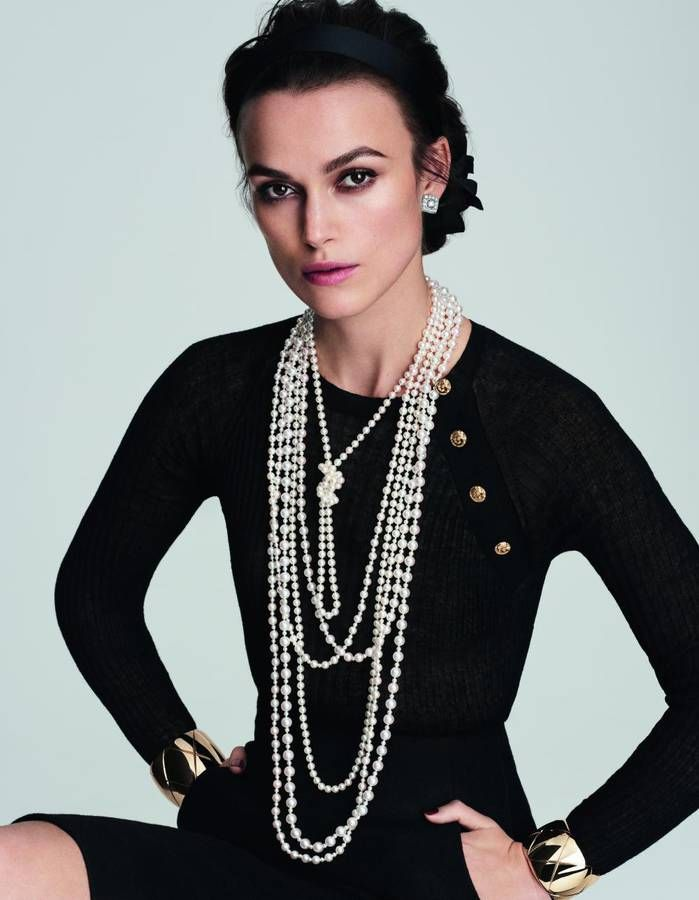 #PrêtàLiker : découvrez la campagne Coco Crush de Chanel avec Keira Knightley
