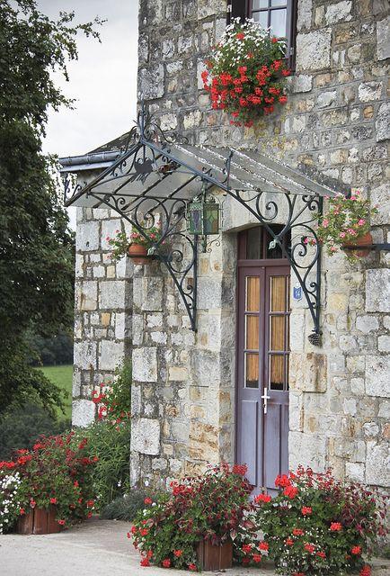 Château de Domfront's caretakers' house