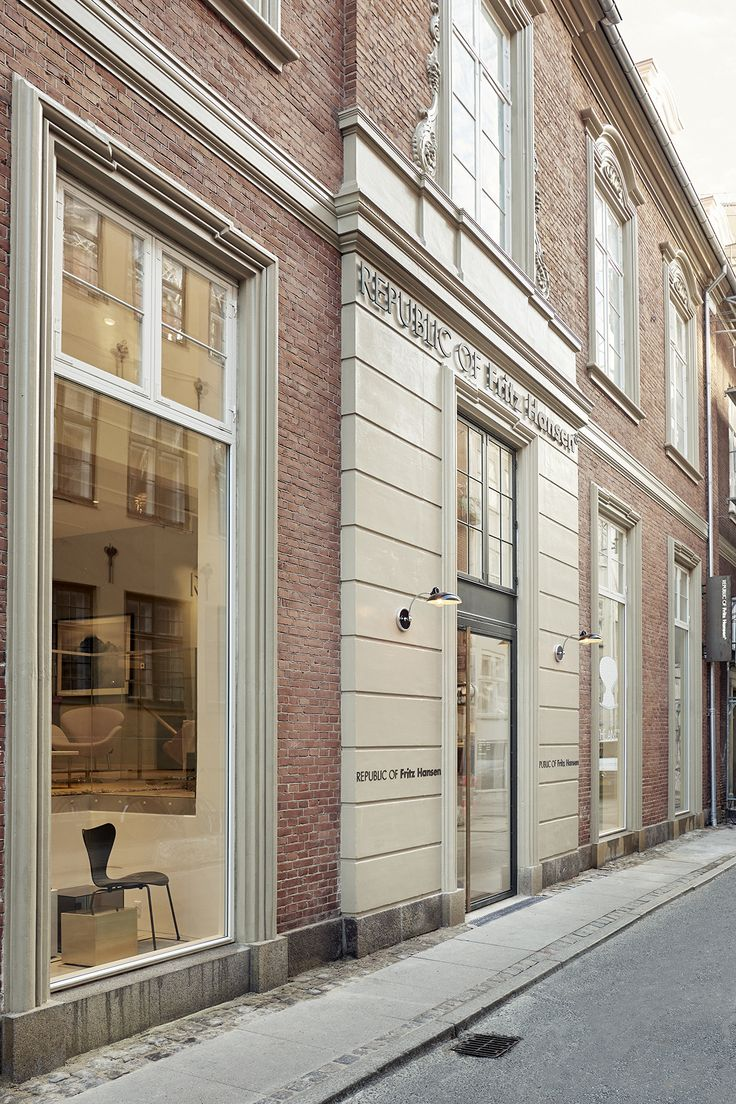 Republic of Fritz Hansen - Copenhagen store, Grand opening September 2016