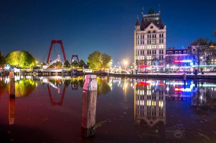 Rotterdam is uitgeroepen tot beste stad van Europa, dat snappen wij wel | News…