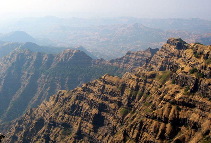Deccan Traps (60-68 Ma)
