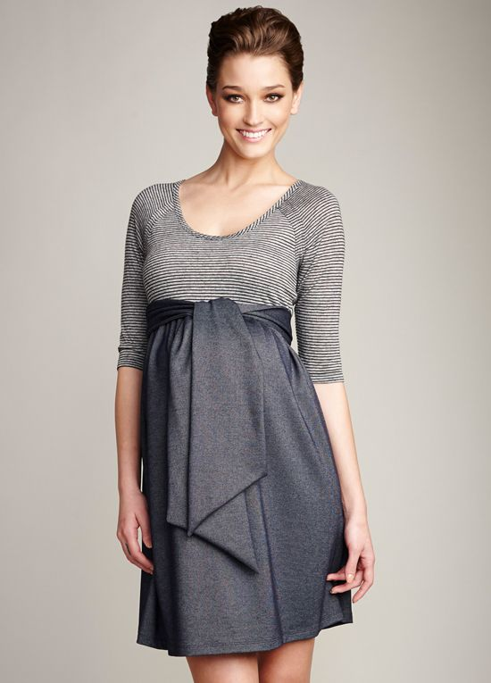 Great maternity dress for the office or casual wear on the weekend.