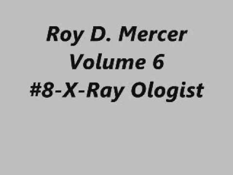 Roy D. Mercer-Vol.6-#8-X-Ray Ologist