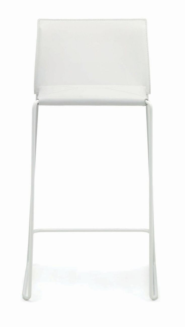 this bar stool is available in counter and bar version and it is stackable we have in stock this lovely modern bar stool which features chrome legs and