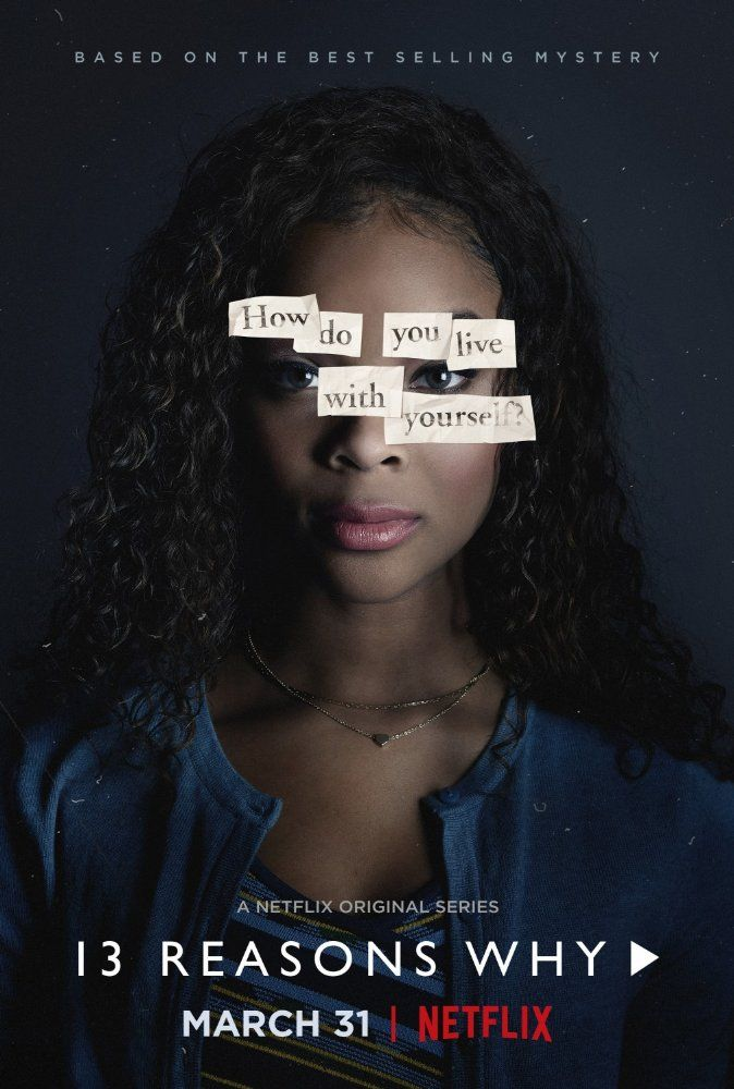 13 Reasons Why Netflix Poster 5