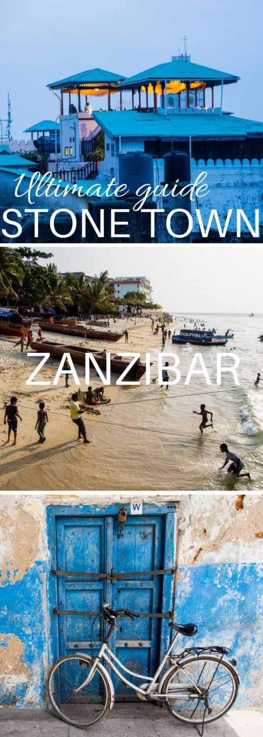 Fall in love with Zanzibar's Stone Town! Get lost in the colorful streets, admire quirky sights and enjoy sunset meals at the rooftops.