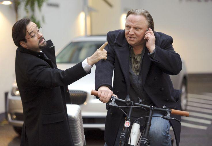 """""""#Tatort: #Herrenabend"""" #heute #Abend in der #ARD"""