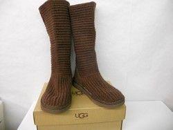 UGG Crochet Boots     Ugg Crochet Classics @ Karen's Kloset
