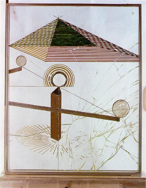With Hidden Noise - Marcel Duchamp - WikiArt.org