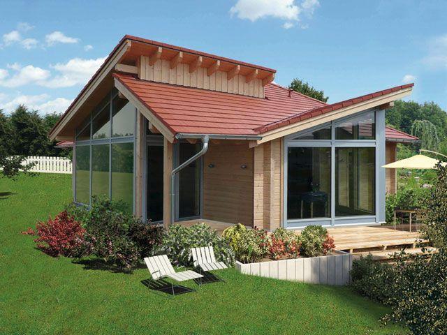 Oltre 1000 idee su case prefabbricate su pinterest case for Costo case prefabbricate