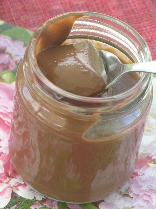 Danette au chocolat au Thermomix - Patio'nnement cuisine