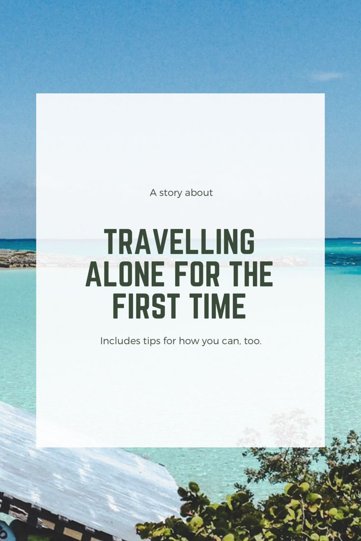planning your first solo trip? check out this story to see