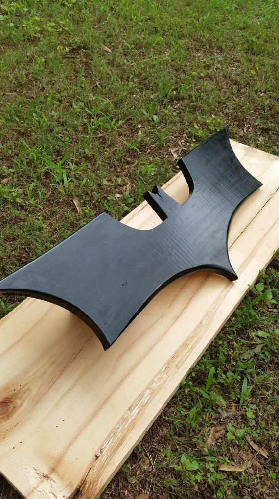 Batman Wood Cutout/Wood Batman by ThatsPalletPerfect on Etsy
