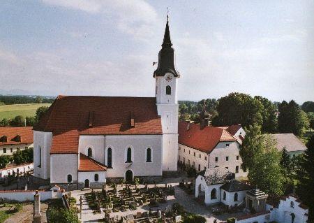 Berg (Starnberger See)-Aufkirchen, Pfarr- und Wallfahrtskirche Mariä Himmelfahrt (Starnberg) BY DE