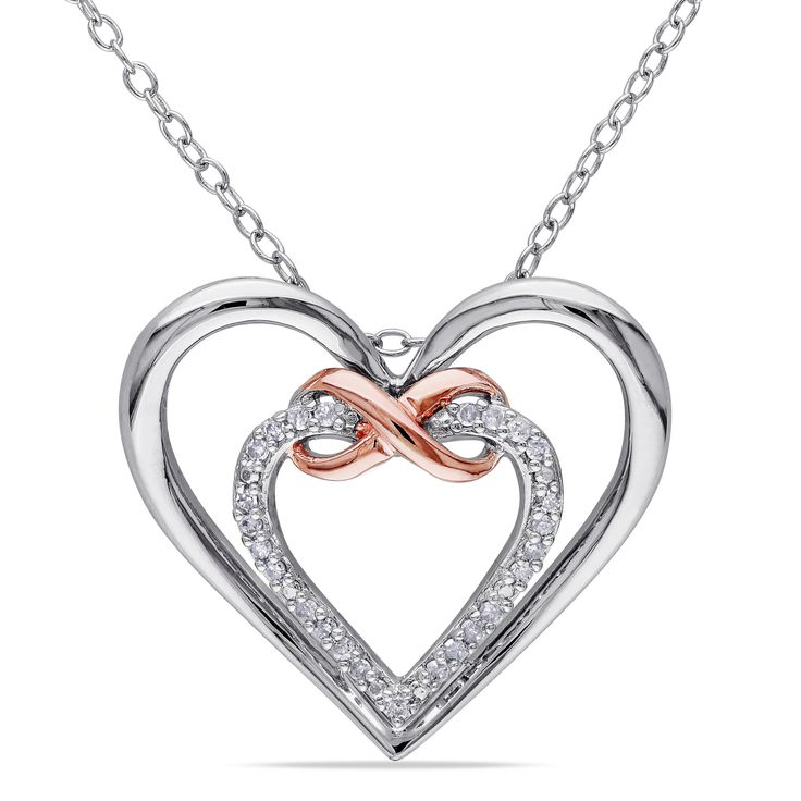 Infinity Necklaces : Free Shipping on orders over $45 at Overstock.com - Your Online Jewelry Store! Get 5% in rewards with Club O!