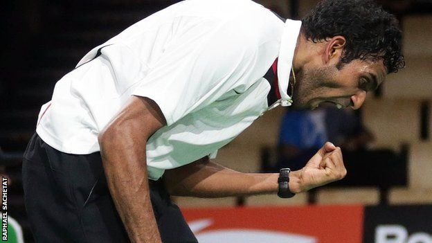 Welcome to sportmasta's Blog.: Badminton World Championships: Rajiv Ouseph into s...
