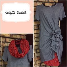 lularoe Corry Heinze  Loving this Carly and Cassie combo!