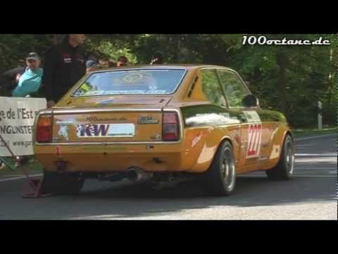 Fiat 128 Coupé - Rolf Rauch - European Hill Race Eschdorf 2011 - YouTube