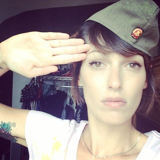 Aujourd'hui, retour à l'armée #work #live #trac #maiscavaetrebien #JennByJenn