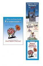 I have been searching for an economics course that would be suitable for middle school students. Much to my pleasure, I found exactly what I was looking for in Business, Economics and Entrepreneurship for Middle School Students by Bluestocking Press! Whatever Happened to Penny Candy? was