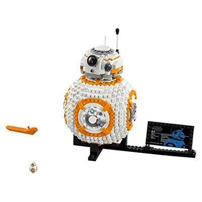 Chollo Amazon España: Juego de construcción LEGO Star Wars BB-8 por solo 72,99€ (27% de descuento del precio de venta recomendado y precio mínimo histórico)