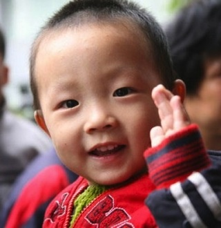 Adopt a Chinese baby boy