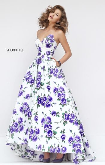 Sherri Hill 50482