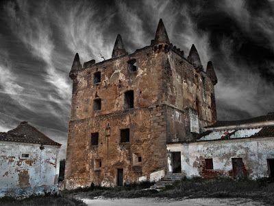 Torre das Águias -Brotas / Mora