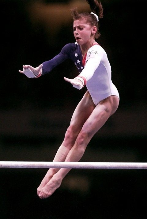Dominique Moceanu reflects on the 20th anniversary of the 1996 Summer Olympics and her Magnificent 7 teammates, who won the first Olympic gold medal in U.S. women's gymnastics history.