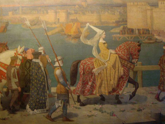 Anne de Bretagne arrivant à Saint-Malo | Flickr: partage de photos!