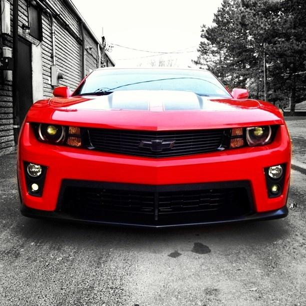 Camaro ZL1 | Red Beast