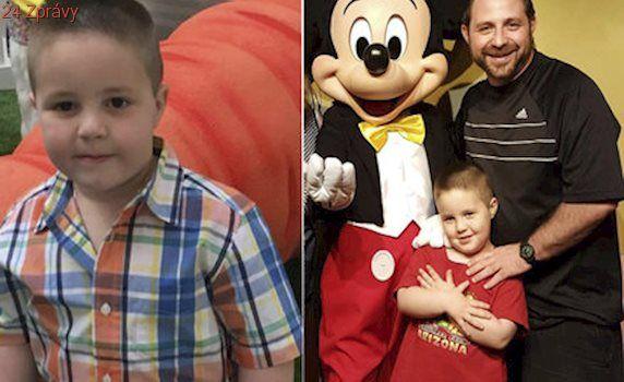 Vzal syna do Disneylandu a pak ho zavraždil: Jako pomsta za rozvod!