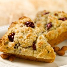 """Basic """"start here"""" scone recipe. While this simple vanilla scone is delicious as is, it's also the perfect vehicle for your favorite add-ins; we happen to love dried cranberries and walnuts. Though chocolate chips are tempting, too!    Our guarantee: These tender scones will have a dark-gold outer crust, and a light-gold, moist inner crumb. They'll taste mildly of butter and vanilla."""